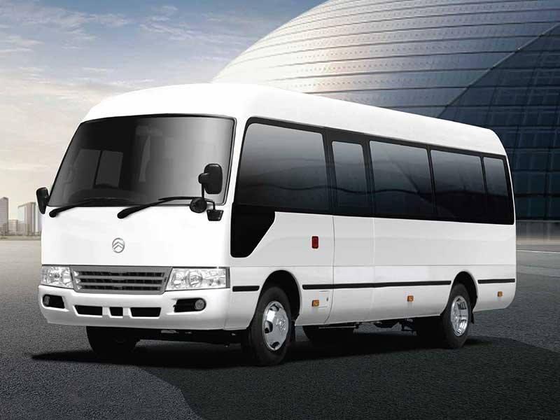 Golden Dragon Bus