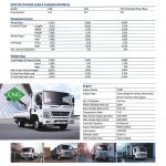 Hyundai Mighty CNG Spec Sheet