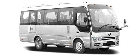 Yutong 25 Seater