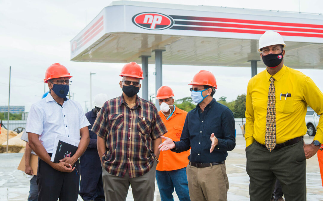 World Class Service Station coming to Preysal, Couva